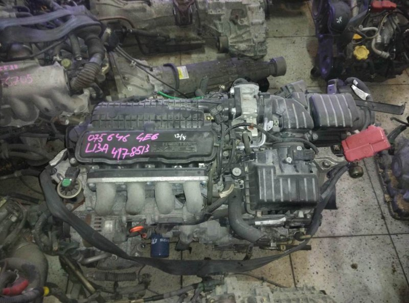 Ролик натяжной приводного ремня Honda Fit GE6 L13A