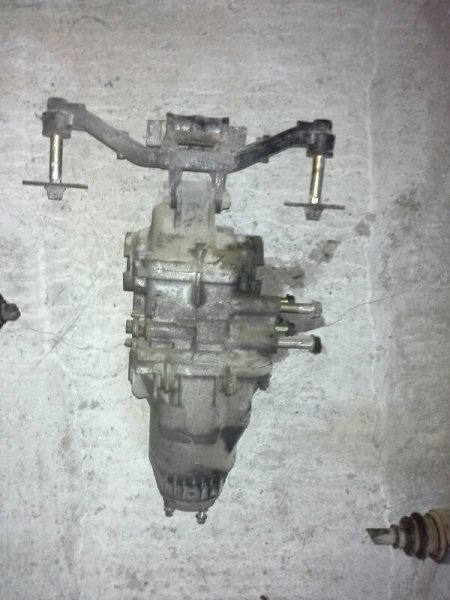 Редуктор моста Honda Accord CF5 F20B задний