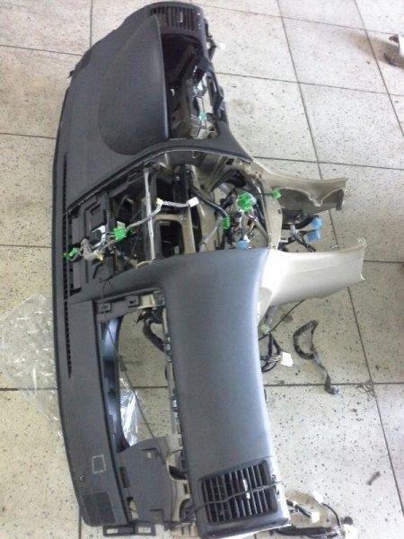 Панель передняя в салон Honda Accord CL9 K24A 2007