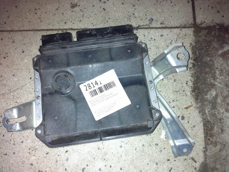 Блок управления двс Toyota Ractis NCP100 1NZ-FE