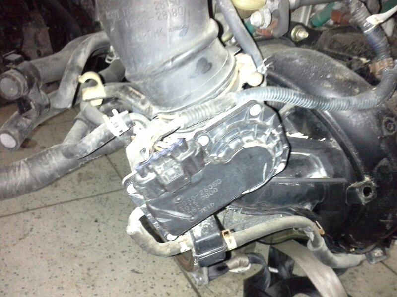 Заслонка дроссельная Toyota Estima ACR30W 2AZ-FE