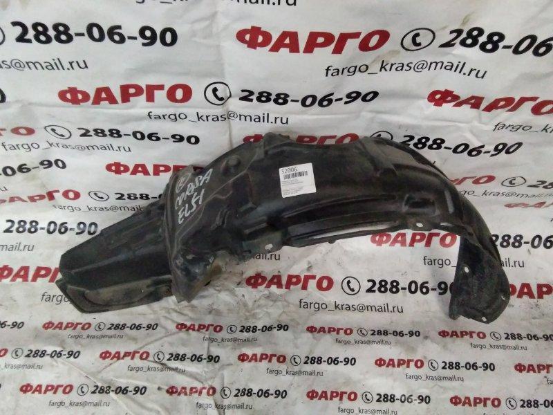 Подкрылок Toyota Corsa EL51 4E-FE передний левый