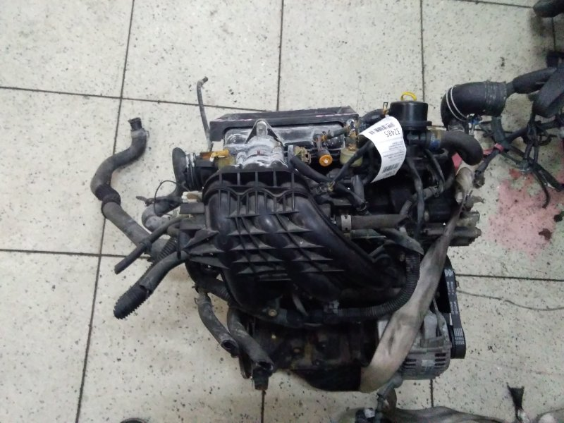 Двигатель Daihatsu Mira L260S EF-DET