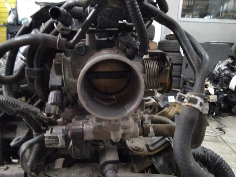 Заслонка дроссельная Honda Mobilio GB2 L15A