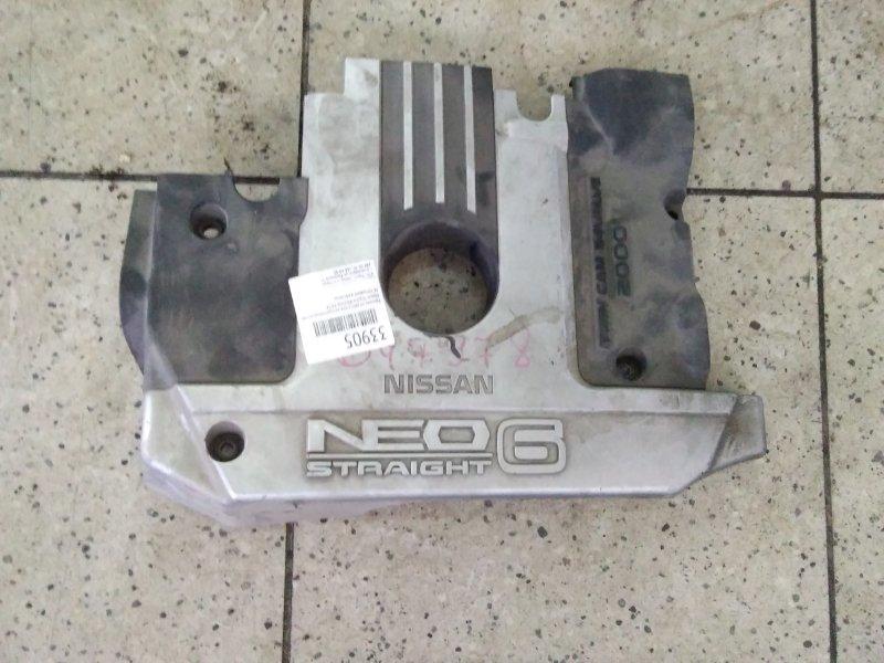 Крышка на двигатель декоративная Nissan Skyline HR34 RB20DE передняя