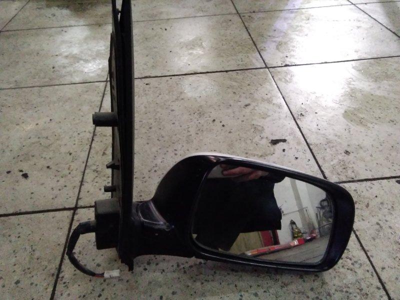 Зеркало боковое Toyota Isis ANM10G 1AZ-FSE переднее правое