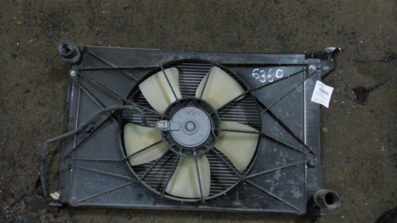 Радиатор двигателя Toyota Wish ZNE10G 1ZZ-FE передний