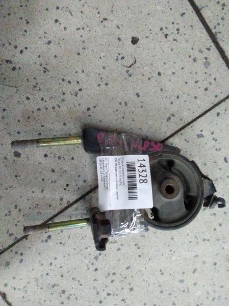 Подушка двигателя Toyota Bb NCP30 2NZ-FE задняя