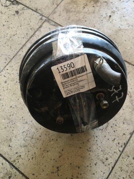 Вакуумный усилитель тормоза и сцепления Honda Civic EU1 D15B