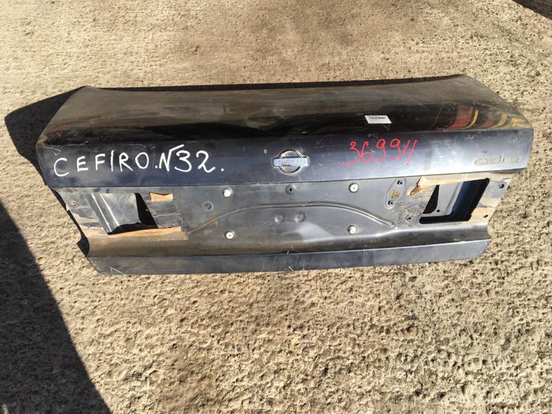 Крышка багажника Nissan Cefiro A33 VQ20DE задняя