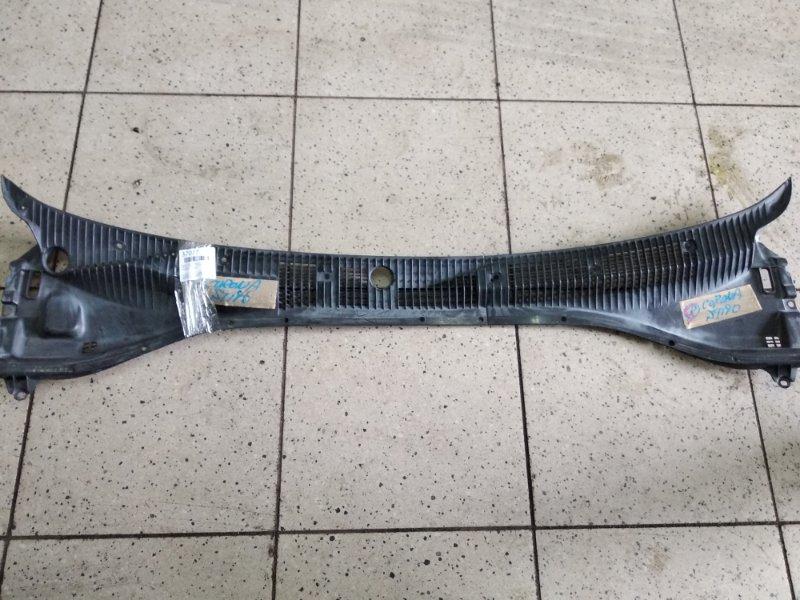 Решетка под лобовое стекло Toyota Corona ST190 4S-FE передняя