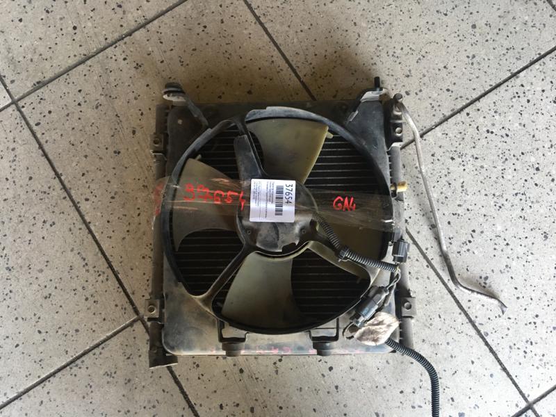 Радиатор кондиционера Honda Capa GA4 D15B передний