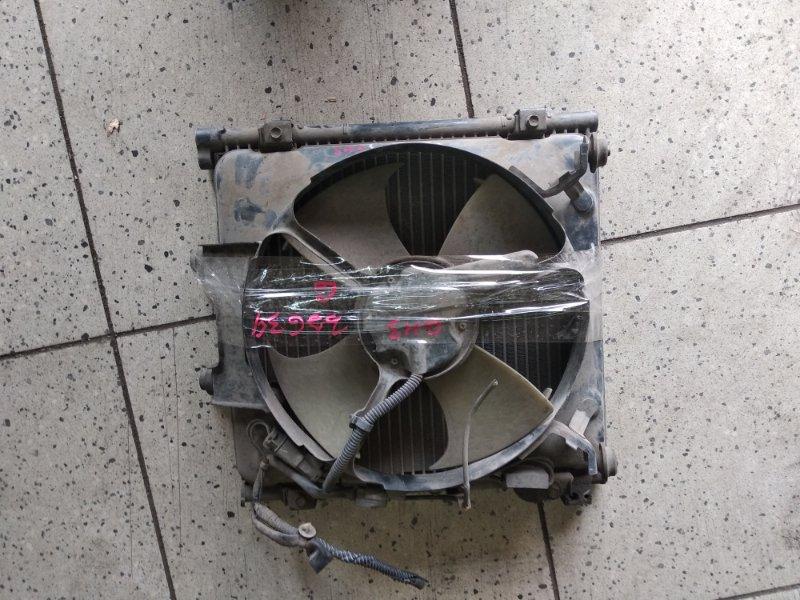 Радиатор кондиционера Honda Hr-V GH3 D16A передний