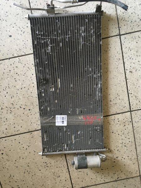 Радиатор кондиционера Nissan Ad VY11 QG13DE передний
