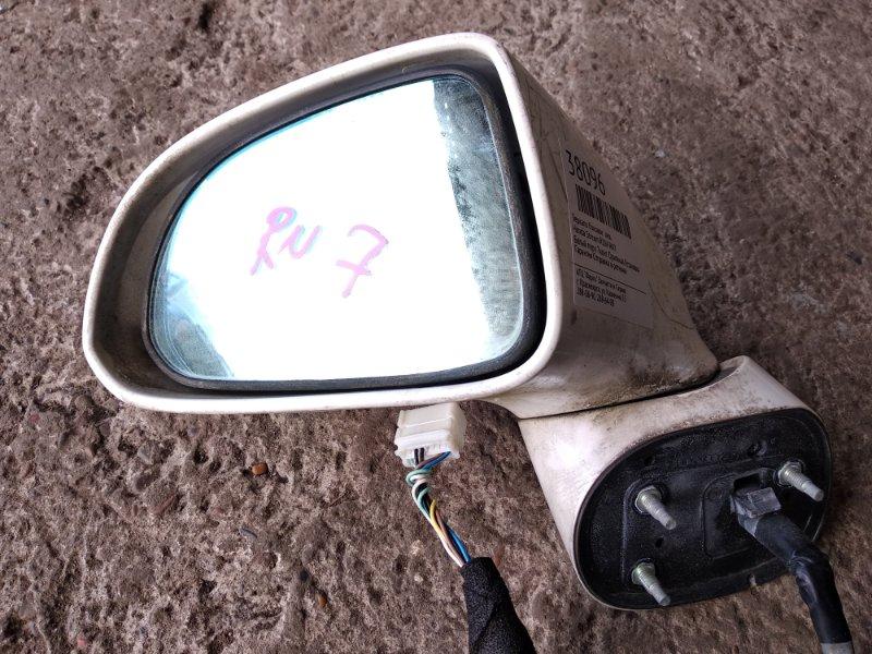 Зеркало боковое Honda Stream RN7 R18A переднее левое