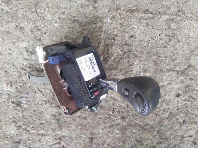 Рычаг переключения кпп Toyota Chaser JZX100 1JZ-GE