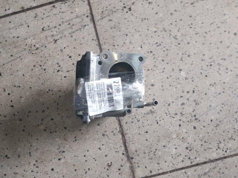 Заслонка дроссельная Toyota Sienta NCP81G 1NZ-FE