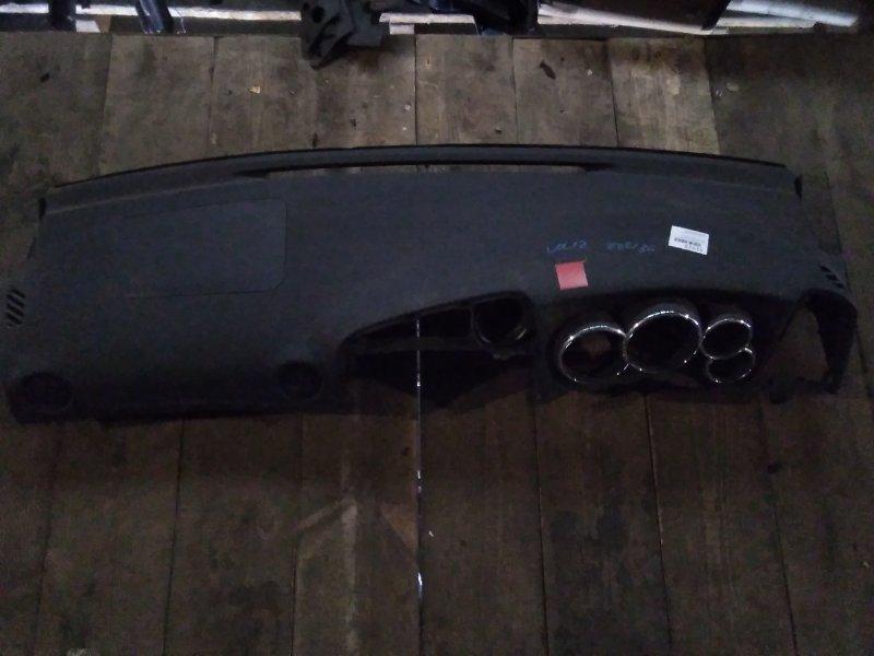 Панель передняя в салон Toyota Voltz ZZE136 1ZZ-FE верхний