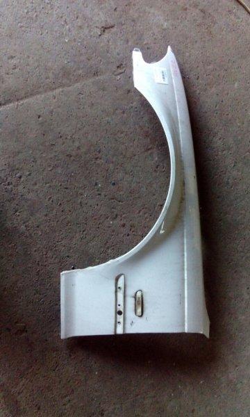 Крыло Bmw 320I E46 M54 переднее левое