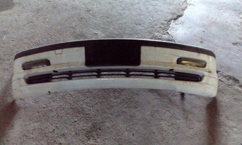 Бампер Bmw 320I E46 M54 передний