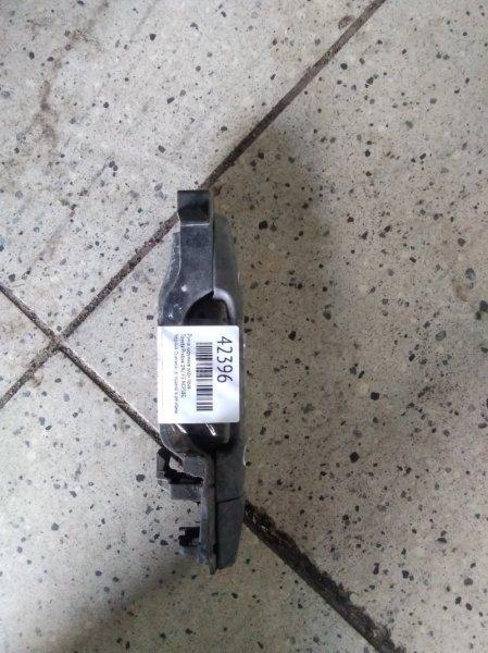 Ручка наружная Toyota Probox NCP58G 1NZ-FE задняя правая