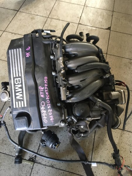 Двигатель Bmw 316Ti E46 N46B18A 2004
