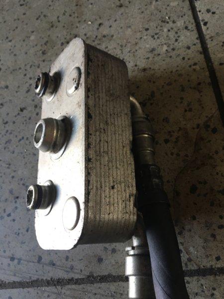 Радиатор акпп Bmw 316Ti E46 N46B18A 2004
