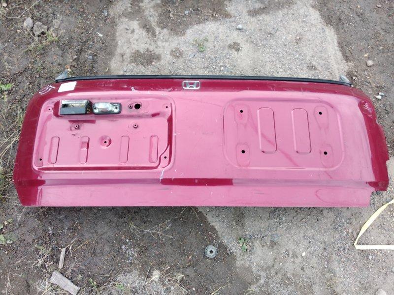Дверь задняя багажника Honda Cr-V RD1 B20B задняя
