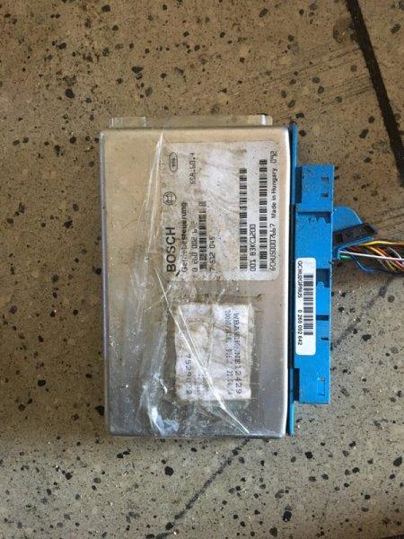 Блок управления двс Bmw 320I E46 M54 B22 2001
