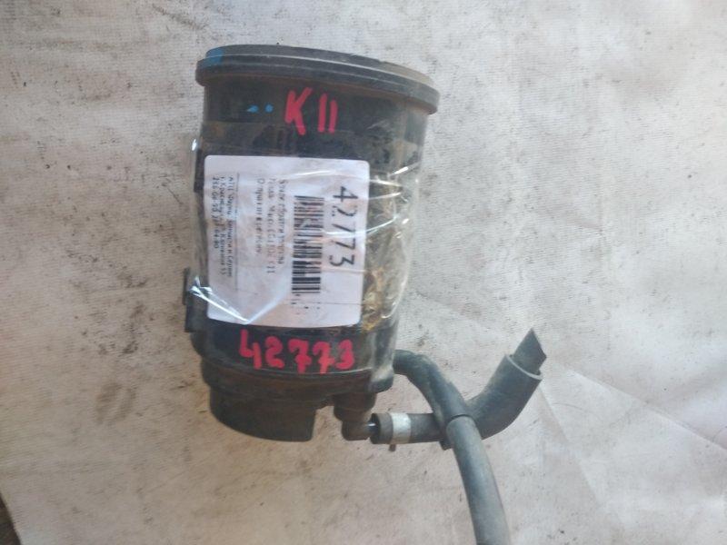 Бачок обратки топлива Nissan March K11 CG13DE