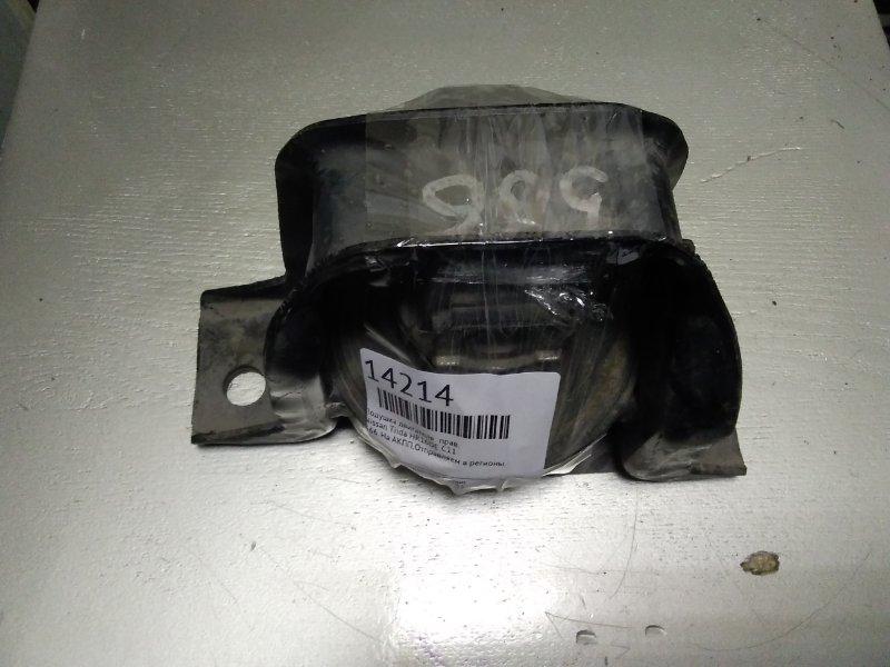 Подушка двигателя Nissan Tiida C11 HR15DE правая
