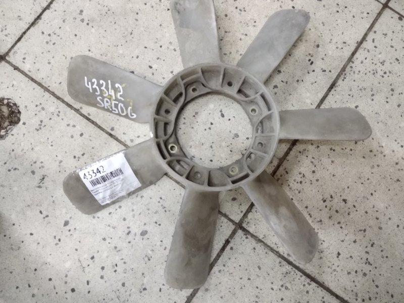 Вентилятор радиатора двигателя Toyota Townace Noah SR50G 3S-FE