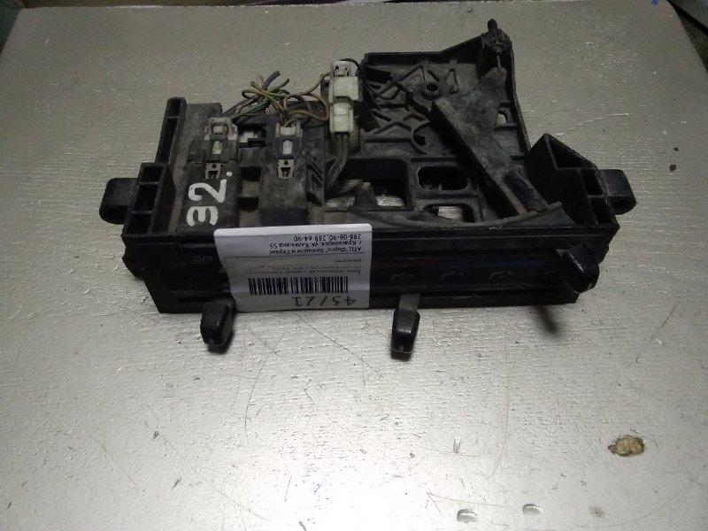 Блок управления климат-контролем Nissan Expert VW11 QG18DE