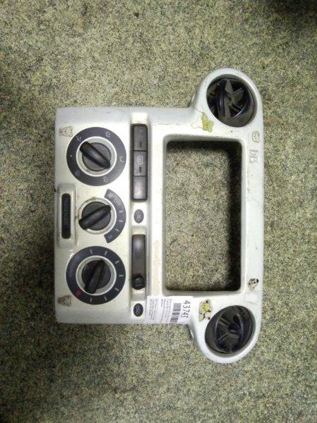 Блок управления климат-контролем Toyota Bb NCP30 2NZ-FE