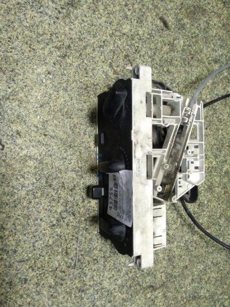 Блок управления климат-контролем Nissan March K11 CG10DE