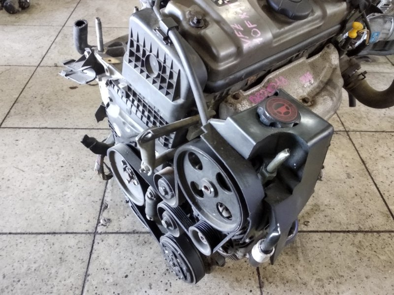 Двигатель Peugeot 206 2A/C NFZ (TU5JP) (NF)