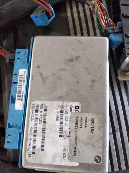 Блок управления двс Bmw 325I E46 M54 B25