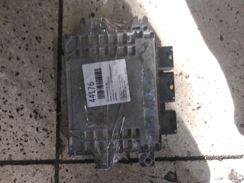 Блок управления двс Nissan Serena C25 MR20DE
