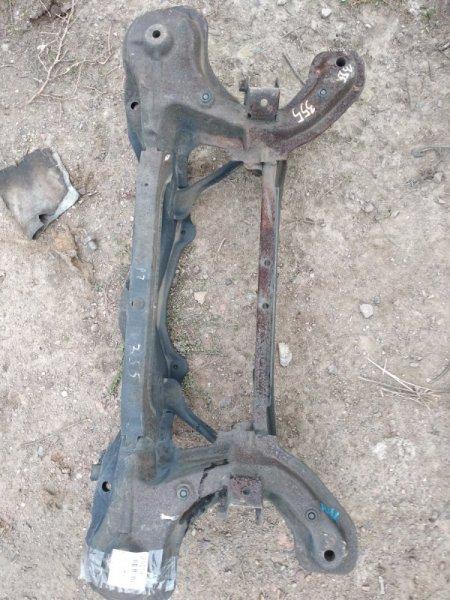 Балка поперечная Honda S-Mx RH1 B20B задняя