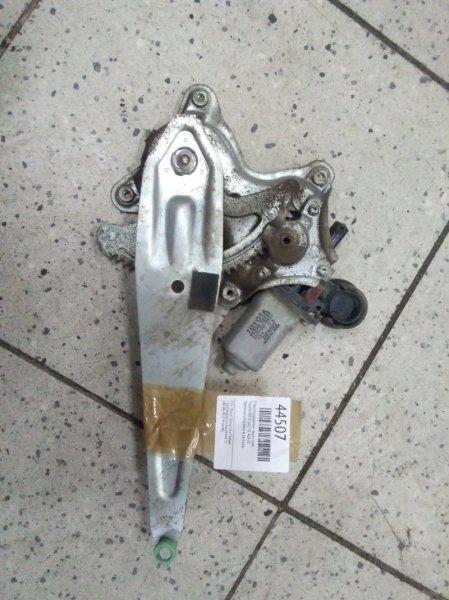 Стеклоподъемник Toyota Rav4 ACA20W 1AZ-FSE задний правый
