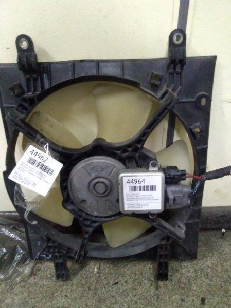 Блок управления вентилятором охлаждения Mitsubishi Pajero Io H77W 4G93