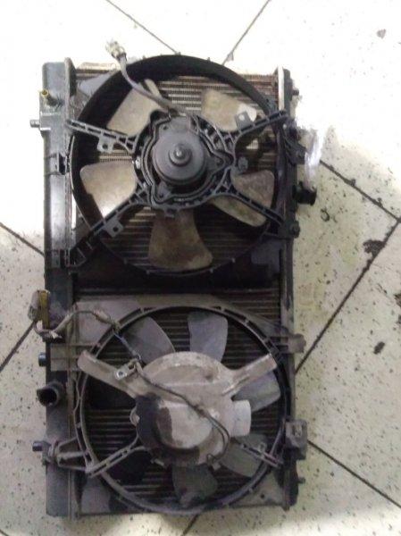 Радиатор двигателя Subaru Legacy BP5 EJ20
