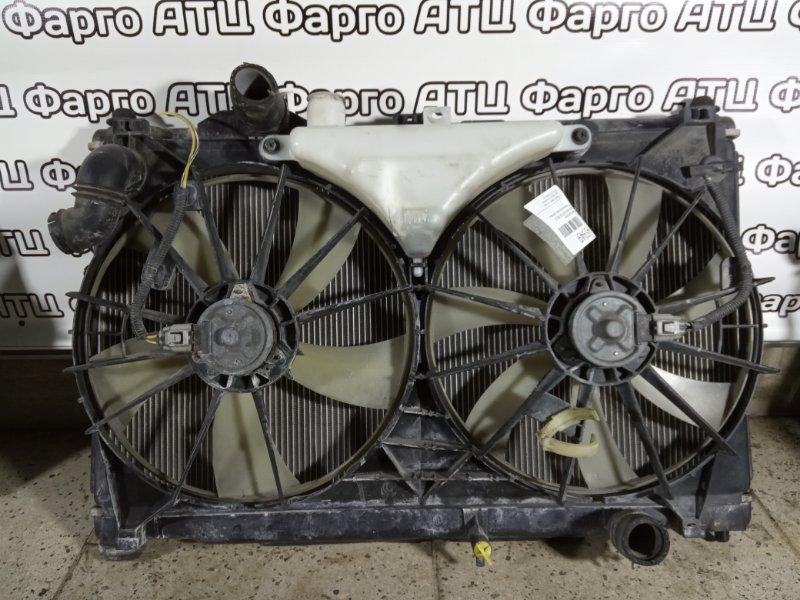 Радиатор двигателя Toyota Mark X GRX125 4GR-FSE