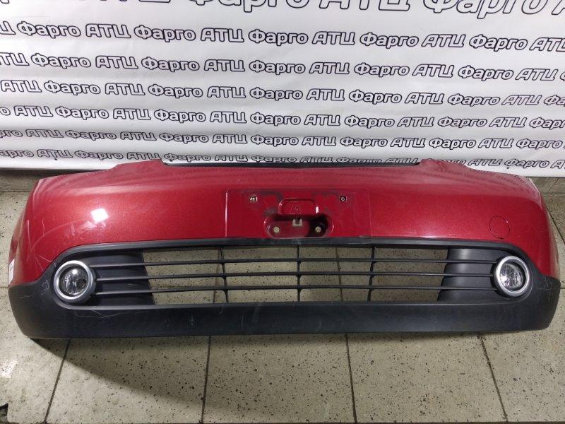 Бампер Mazda Verisa DC5W ZY-VE передний