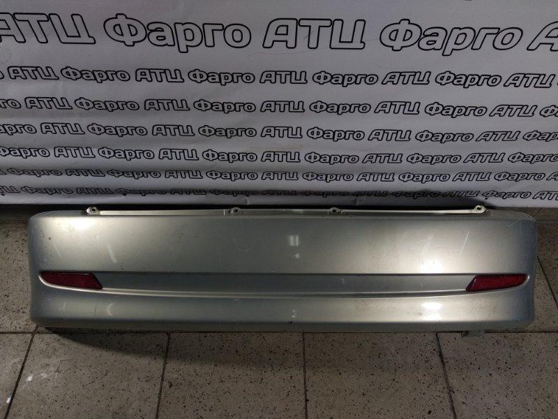 Бампер Toyota Duet M100A EJ-DE задний