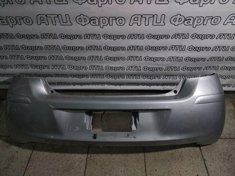 Бампер Toyota Vitz KSP90 1KR-FE задний
