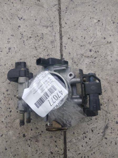 Заслонка дроссельная Honda Fit GD3 L15A