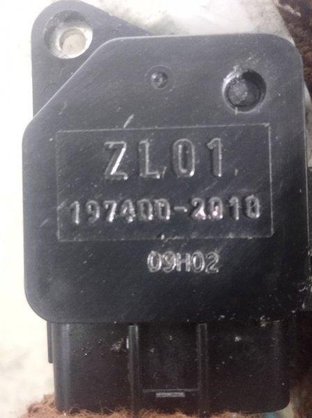 Датчик расхода воздуха Mazda Verisa DC5W ZY-VE