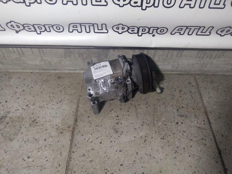 Компрессор кондиционера Mazda Verisa DC5W ZY-VE