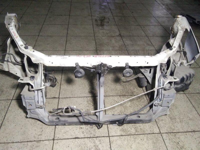 Рамка радиатора Toyota Estima MCR30W 1MZ-FE